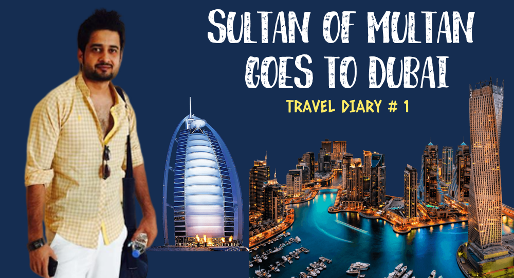 Aamir Iqbal Dubai Vacations
