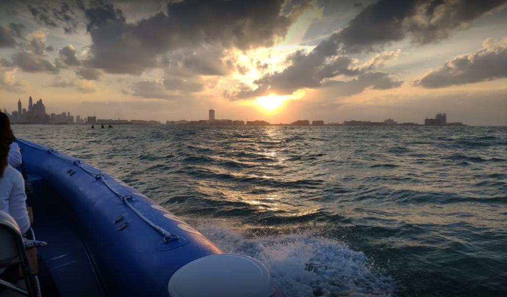 Dubai Speedboat