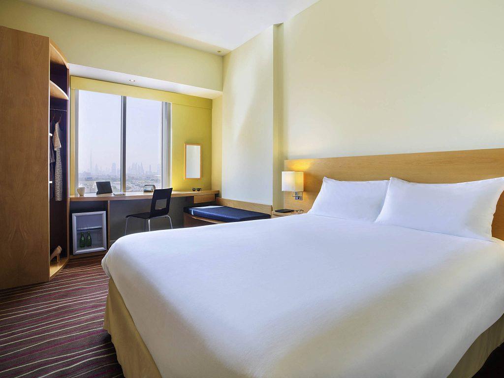 Hotel ibis Dubai room