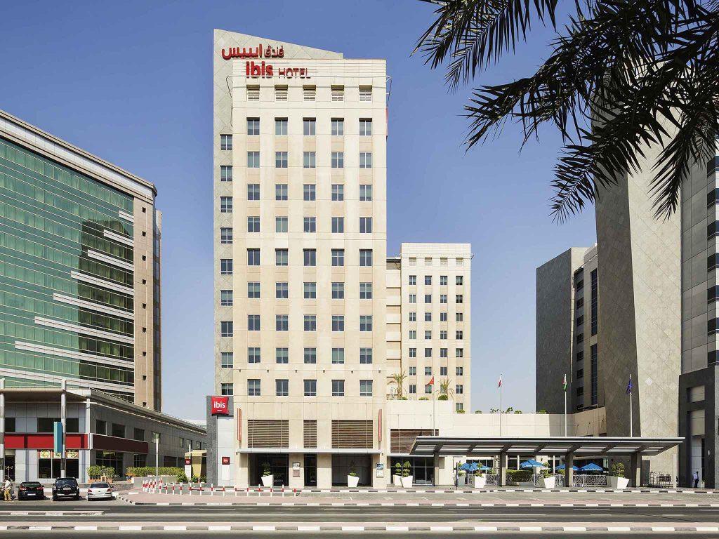 ibis hotel dubai